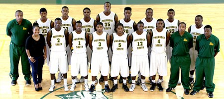 Philander Smith College Panthers--2012-13 GCAC Champions